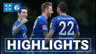 Highlights Gegen Stadtauswahl Bottrop | FC Schalke 04