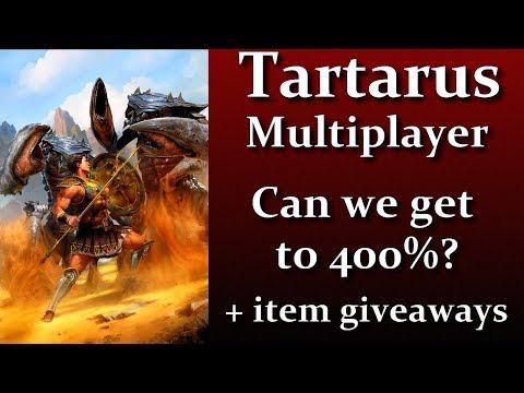 Titan Quest Atlantis: Multiplayer Tartarus for 400%, Can we do it?