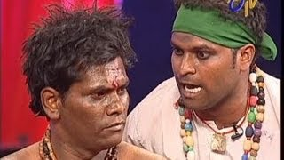 Jabardasth - Chammak Chandra Performance on 9th May 2013
