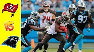 Carolina Panthers vs. Tampa Bay Buccaneers - Full Highlights 1st Quarter | Week 2 | NFL 2020