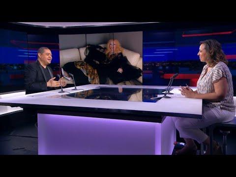 العرب اليوم - شاهد : قصة نجاح المصمم الليبي الشهير نبيل يونس