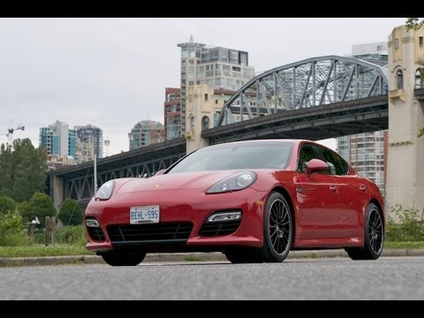 2012 Porsche Panamera GTS review