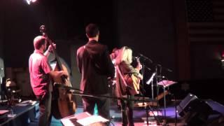 "Chrystal Sawyer & Donna Hughes, ""Silent Night"" (Bluegrass)"