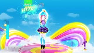Just Dance 2018 - Mi Gente, 7 звёзд - MEGASTAR PS4