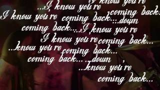 Hollywood Undead - COMING BACK DOWN (Lyric Video)