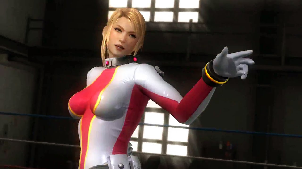 DEAD OR ALIVE 5 Last Round Launch Trailer (PS4 / Xbox One) #VideoJuegos #Consolas