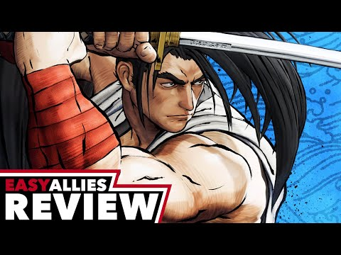 Samurai Shodown - Easy Allies Review - YouTube video thumbnail