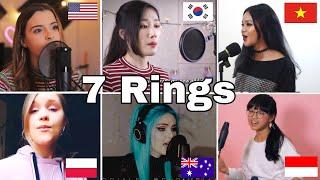 Who Sang It Better : 7 Rings   Ariana Grande (us,australia,korea,vietnam,Poland,indo)