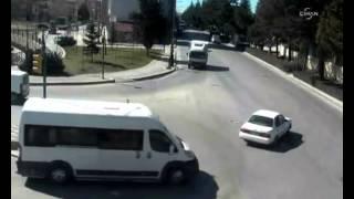 Eskişehir Mobese Kazaları