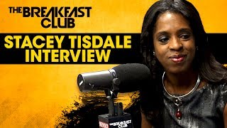 Stacey Tisdale Discusses Black Women, Feminism, & Empowerment