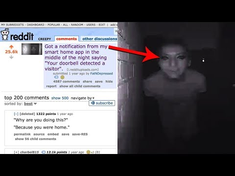 Top 15 Reddit Posts With Scary Backstories - Nhạc Mp3 Youtube