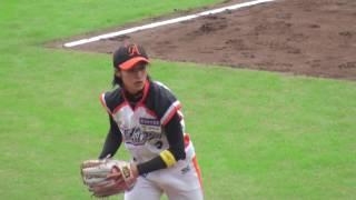 『美しすぎる野球選手加藤優』実はライトゴロ名人です2016年10月31日ほっと神戸