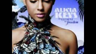 "Alicia Keys - That's how Strong my Love is - From the Album ""The element of Freedom"""
