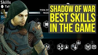 Shadow of War Best Skills TO USE AT ALL TIMES (Shadow of War Tips And Tricks - Shadow of War Skills)