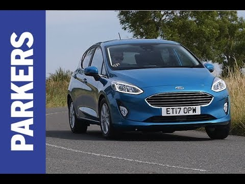 Ford Fiesta Hatchback Review Video