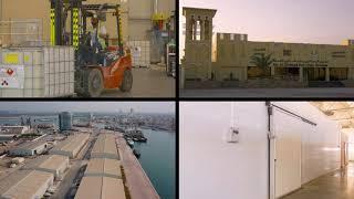 Ras al Khaimah Port Commercial Short Wrap (2019)
