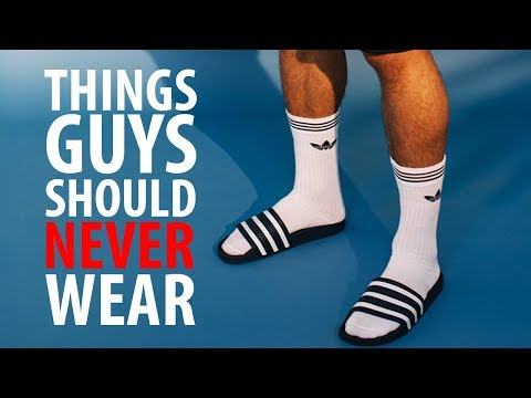 5 Things Men Should NEVER Wear   Stop Wearing This!   Alex Costa