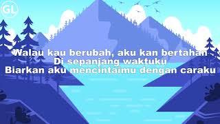 Gambar cover Dengan Caraku - Arsy Widyanto ft. Brisia Jodie ( Cover by Misellia ) ( Lirik ) -GL-