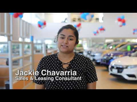 Sales & Leasing Consultant Jackie Chavarria