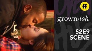 Grown Ish Season 2, Episode 9   Aaron And Ana Get It On   Freeform