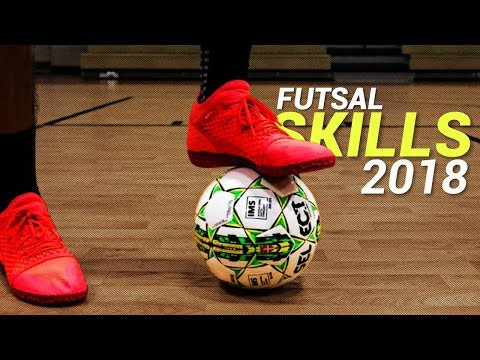 Most Humiliating Skills & Goals 2018 ● Futsal #3