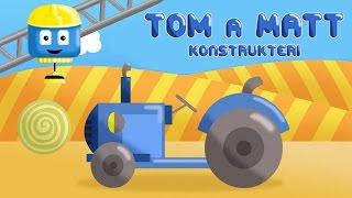 Kamion Tom & Jerab Matt Konstrukteri - Traktor