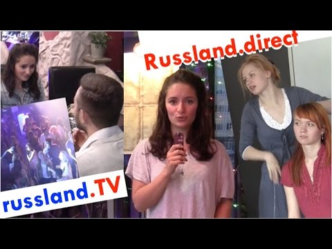 Russische Szene Hamburg [Video]
