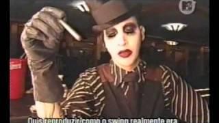 Marilyn Manson - Making of Mobscene - Part 2 of 3