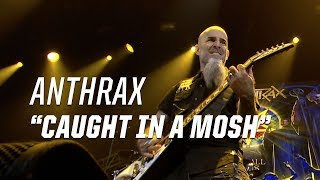 Anthrax Get 'Caught in a Mosh' - 2017 Loudwire Music Awards