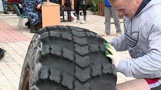 В Великом Новгороде прошел чемпионат по силовому экстриму среди спецподразделений