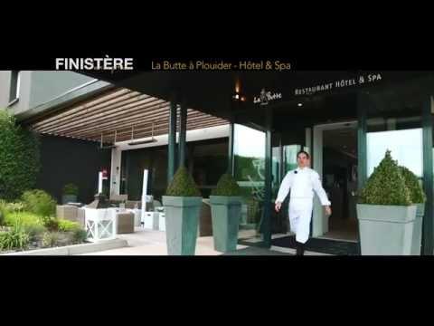 Hôtel restaurant spa la Butte **** à Plouider