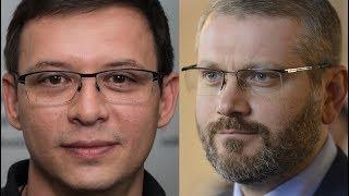 Мураев и Вилкул начали переговоры о союзе
