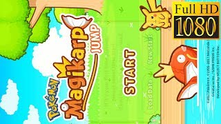Pokémon: Magikarp Jump Game Review 1080P Official The Pokemon Company