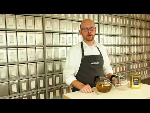 Schwarzer Tee einfach und richtig zubereitet