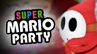 SUPER MARIO PARTY: Challenge Road