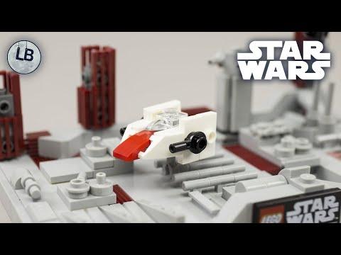 Vidéo LEGO Star Wars 40407 : La bataille de l'Étoile de la Mort II