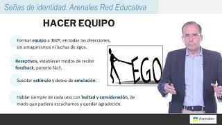 Qué es Arenales Red Educativa