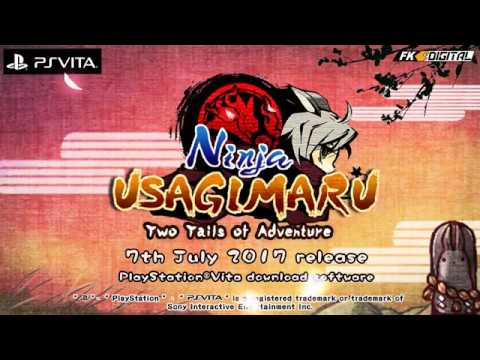 """Ninja Usagimaru: Two Tails of Adventure"" Official Trailer thumbnail"