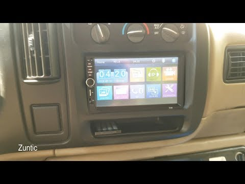 Logo setting code for Cheap 50$ 7018B Double DIN Touch