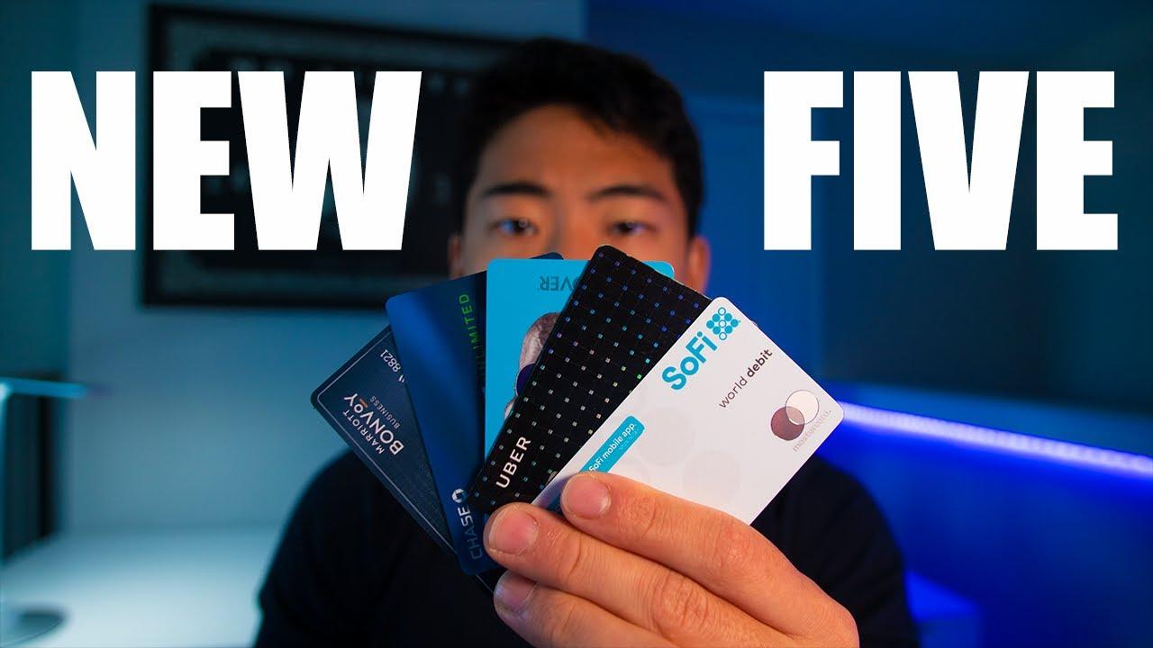 Leading 5 Finest Newbie Beginner Credit Cards in 2021