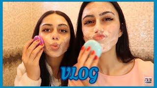 Bizimle bir gün Vlog ♾ | hande.dilara