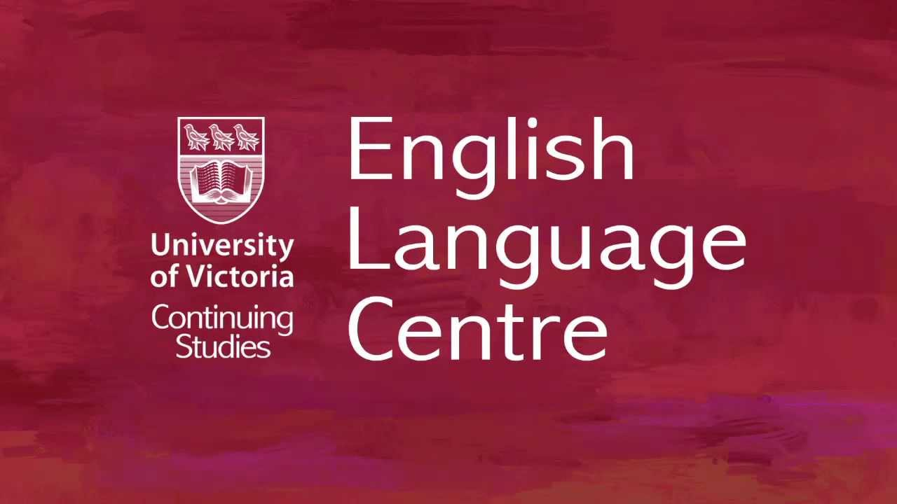 Video - Welcome to the English Language Centre!