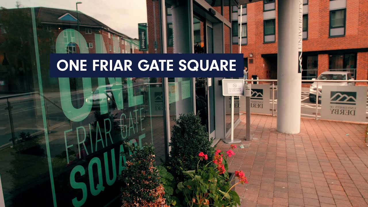 Virtual Open Day: One Friar Gate Square tour