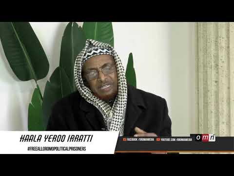 OMN: Dararama mana hidhaa hoggantoota Oromoo manguddoota Seattle WA waliin