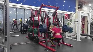 squat 220kg