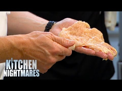 Restaurant Serves GREEN, SLIMY Chicken | Kitchen Nightmares