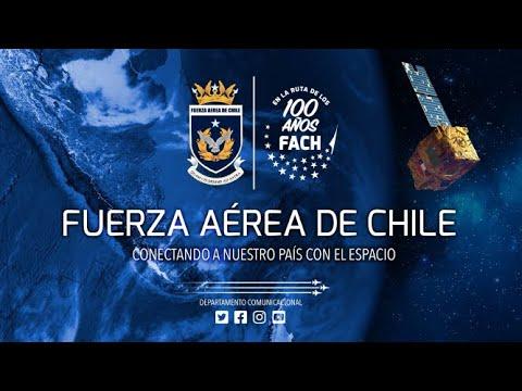 FACh, conectando a nuestro país con el espacio