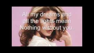 Lana Del Rey-Without you Lyrics