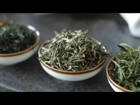 Video Loose Jasmine Green Tea: Jasmine Tea Steeping Temperature & Brewing Time