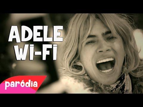 Música Qual É a Senha do Wifi - Paródia Adele Hello